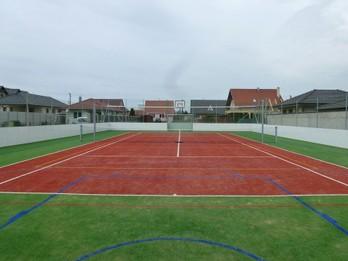 Vybudovanie športovo – oddychovej zóny